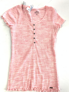 Hollister Short Sleeve Top Size Small