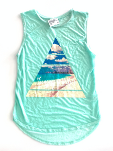 Freeze Tank Top Size Small