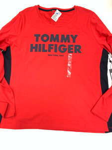 Tommy Hilfiger Long Sleeve Top Size Extra Large