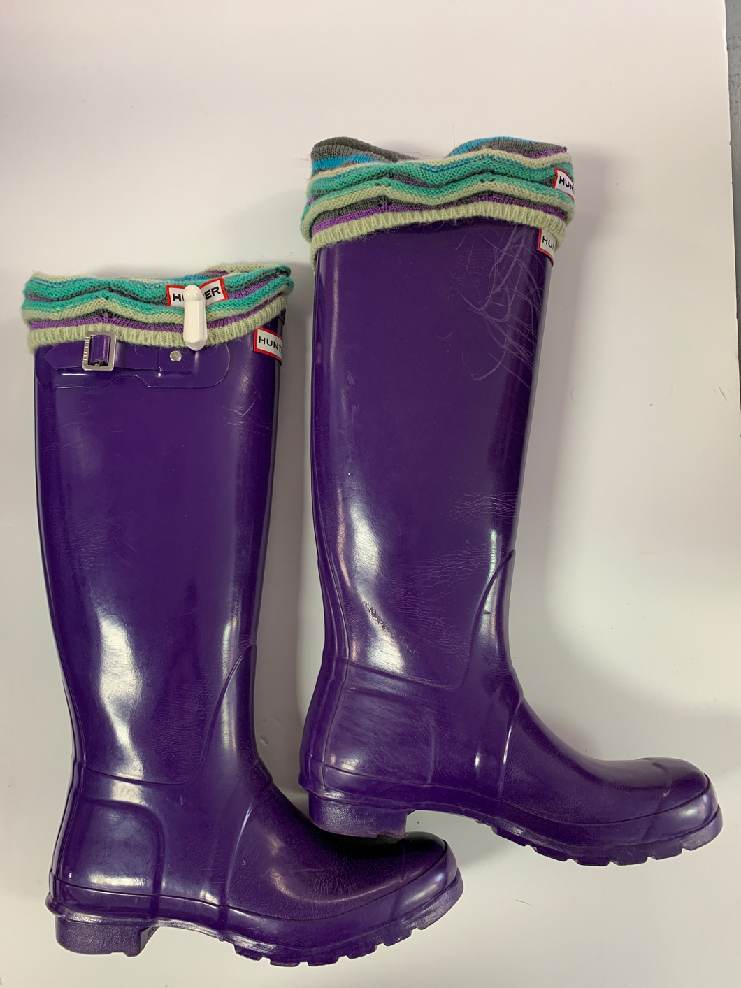 Hunter Boots Womens 7