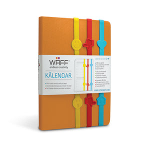 WAFF KALENDAR / ORANGE - WAFF World Gifts Inc.