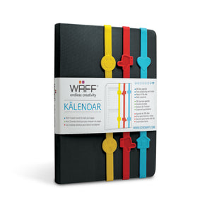 WAFF KALENDAR / BLACK - WAFF World Gifts Inc.