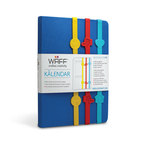 WAFF KALENDAR / ROYAL BLUE - WAFF World Gifts Inc.