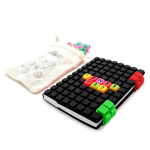 WAFF Combo - Black / Mini - WAFF World Gifts Inc.