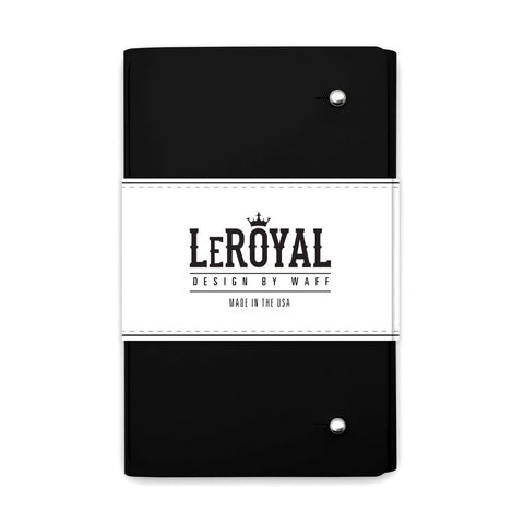 LeRoyal Journal  - Black