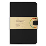 WAFF Memento Journal - Black / Large