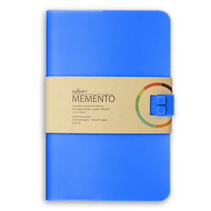 WAFF Memento Journal - Blue / Large - WAFF World Gifts Inc.