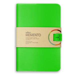 WAFF Memento Journal - Emerald Green / Large - WAFF World Gifts Inc.