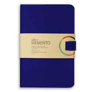 WAFF Memento Journal - Navy / Large - WAFF World Gifts Inc.
