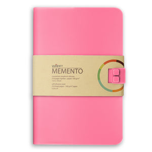 WAFF Memento Journal - Pink / Large - WAFF World Gifts Inc.