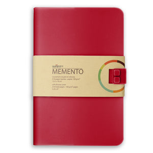 WAFF Memento Journal - Red Wine / Large - WAFF World Gifts Inc.