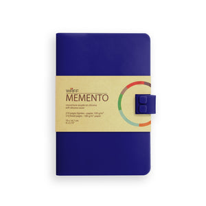 WAFF Memento Journal - Navy / Medium - WAFF World Gifts Inc.