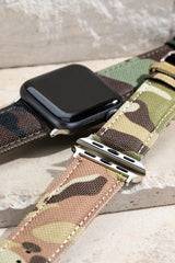 Camouflage Watch Band