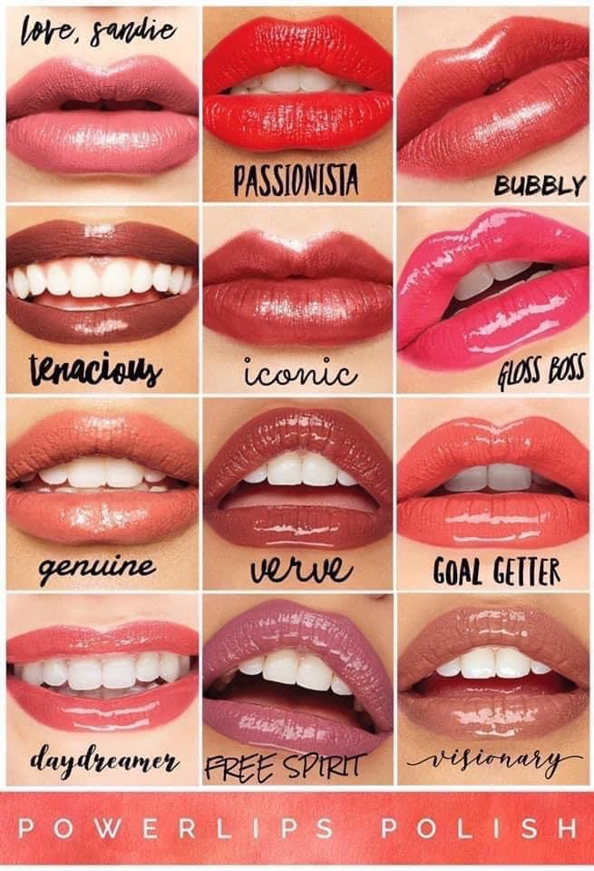 Power Lips Polish
