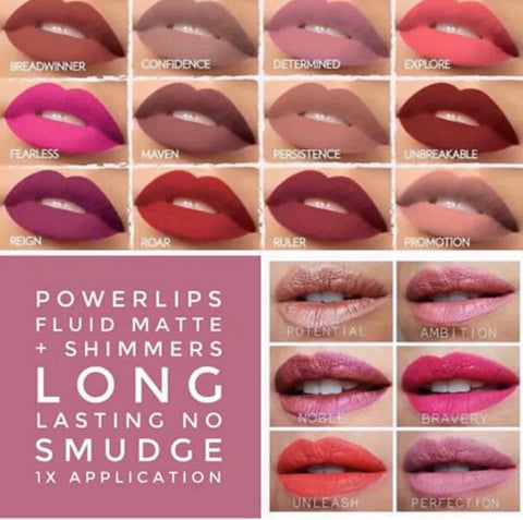 Power Lips Fluid