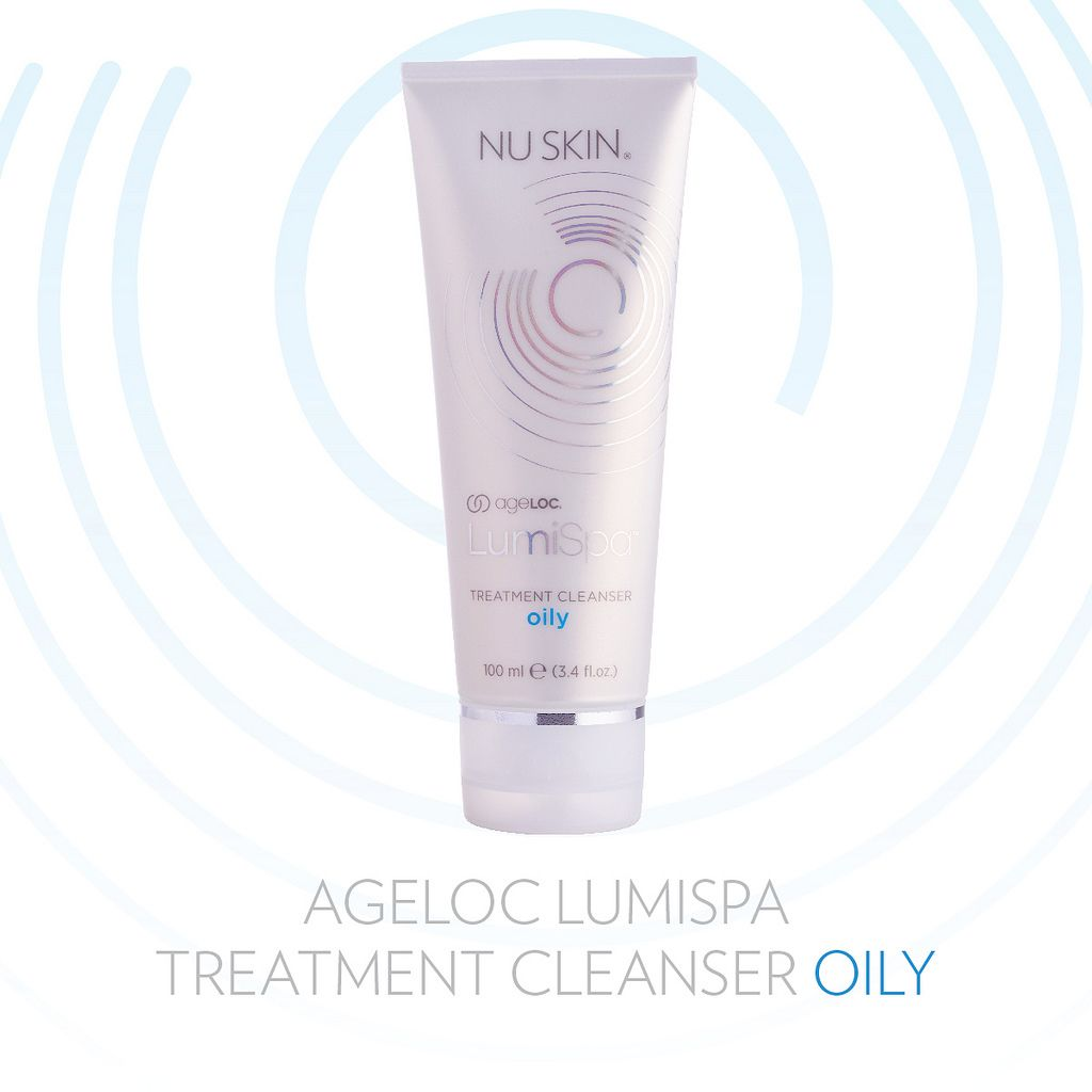 LumiSpa Cleanser Oily