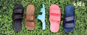 KIDS JANDALS - multiple color options