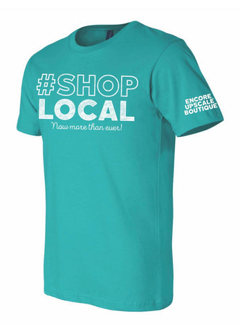 #shoplocal Tee