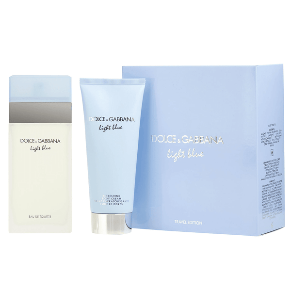 Dolce & Gabbana Light Blue 2-Piece Gift Set - My Perfume Shop Australia