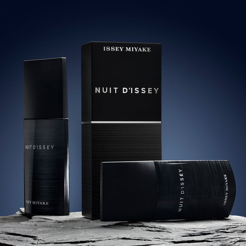 Issey Miyake Nuit D'Issey Noir Argent EDP - My Perfume Shop Australia