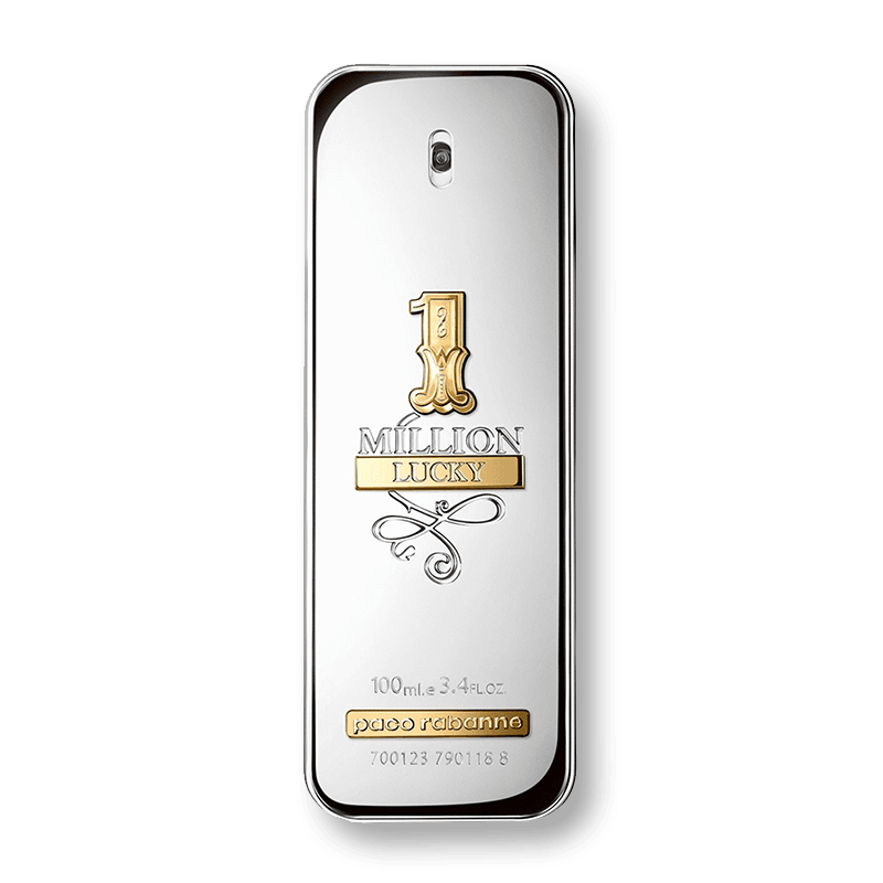 Paco Rabanne 1 Million Lucky EDT - My Perfume Shop Australia