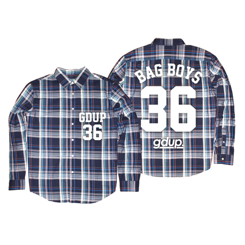 "SOLD OUT ""36"" Buttondown"