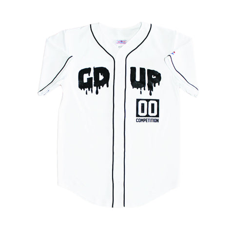 "SOLD OUT ""No Competition"" Limited Jersey (White)"