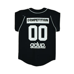 "SOLD OUT ""No Competition"" Limited Jersey (Black)"