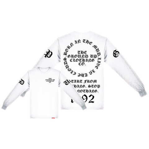 """Born and Live"" L/S Tee"