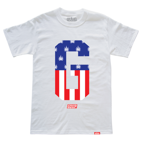 """G Flag"" Tee *4th Of July Pack*"