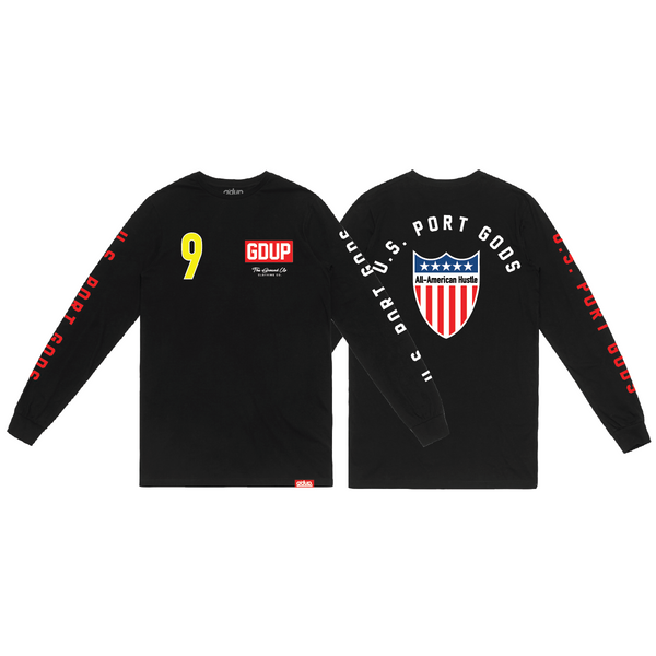 """U.S. Port Gods"" Long Sleeve"