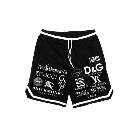 """High-End"" Track Shorts"