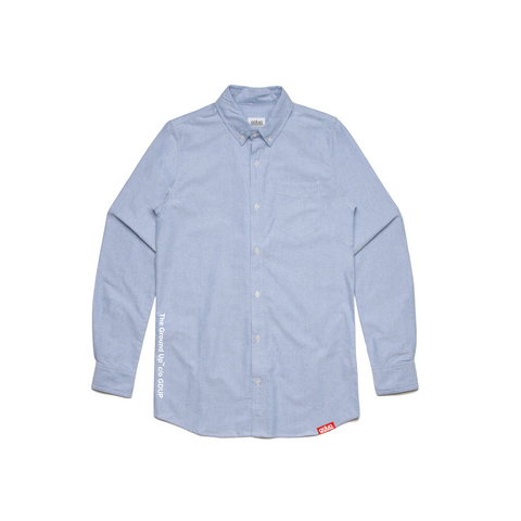 """Logo"" Buttondown Shirt"