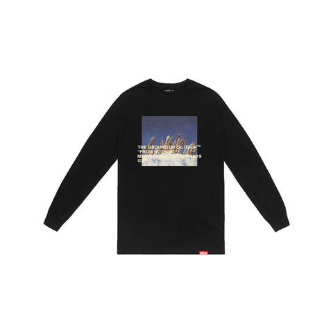 """From Nothing"" Long Sleeve"
