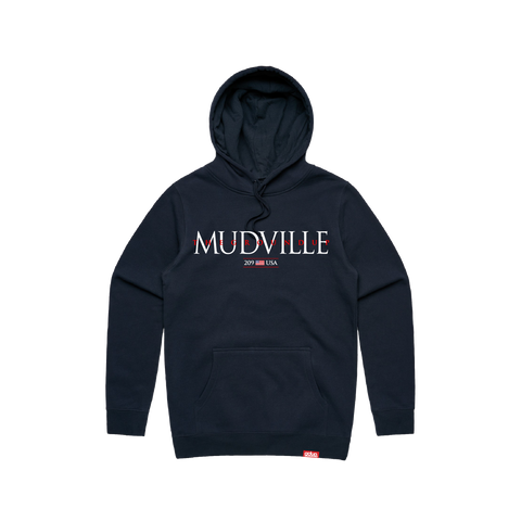 """Mudville Polo"" Hoodie"