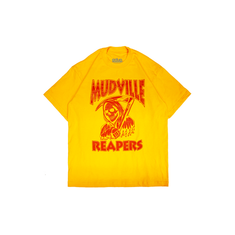 """Mudville Reapers"" Oversized Tee"