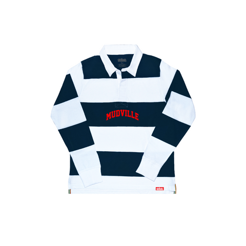 """Mudville"" Rugby Polo"