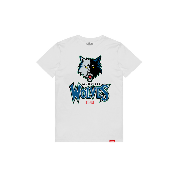"""Mudville Wolves"" Tee"