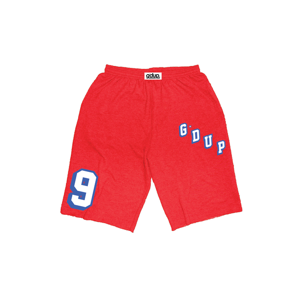 """Red Ice"" Shorts"