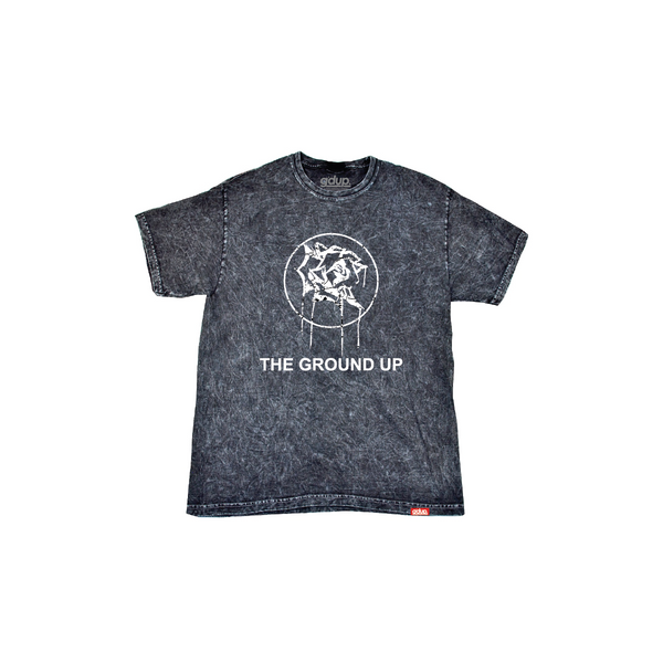 """One Rose"" Mineral Wash Tee"