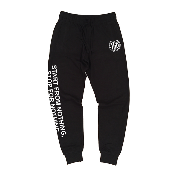 """TGU Wreath"" Joggers"