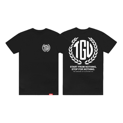 """TGU Wreath"" Tee"