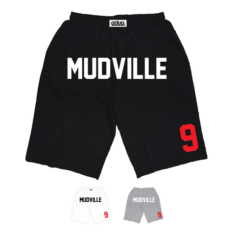 """Mudville 9"" Fleece Shorts"
