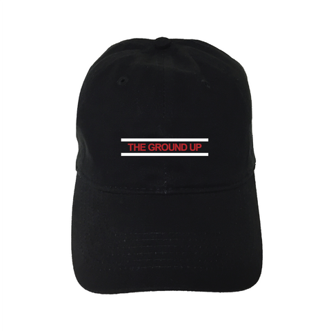 """Line Logo"" Unstructured Hat"