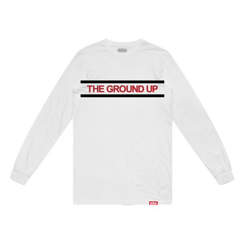 """Line Logo"" Long Sleeve Tee"