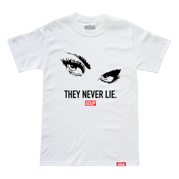 """They Never Lie"" Tee"