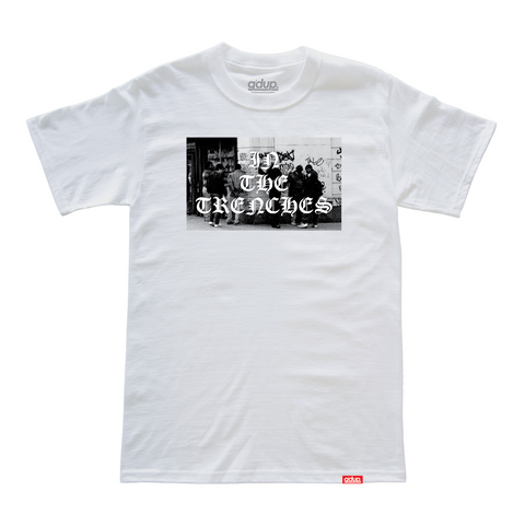 """In The Trenches"" Tee"