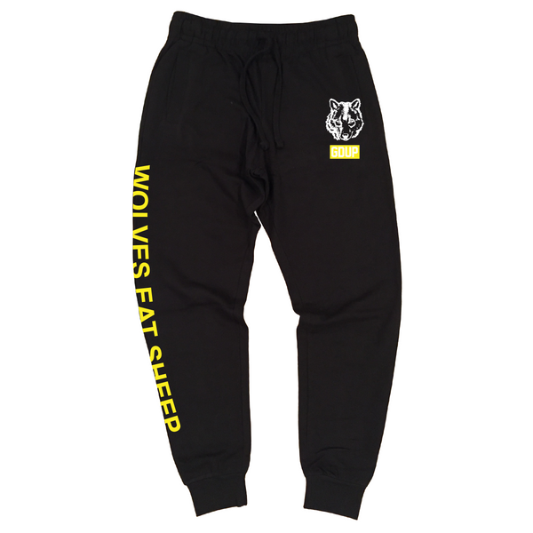 """Wolves Eat Sheep"" Joggers"