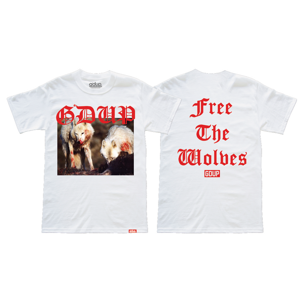 """Free The Wolves"" Tee"