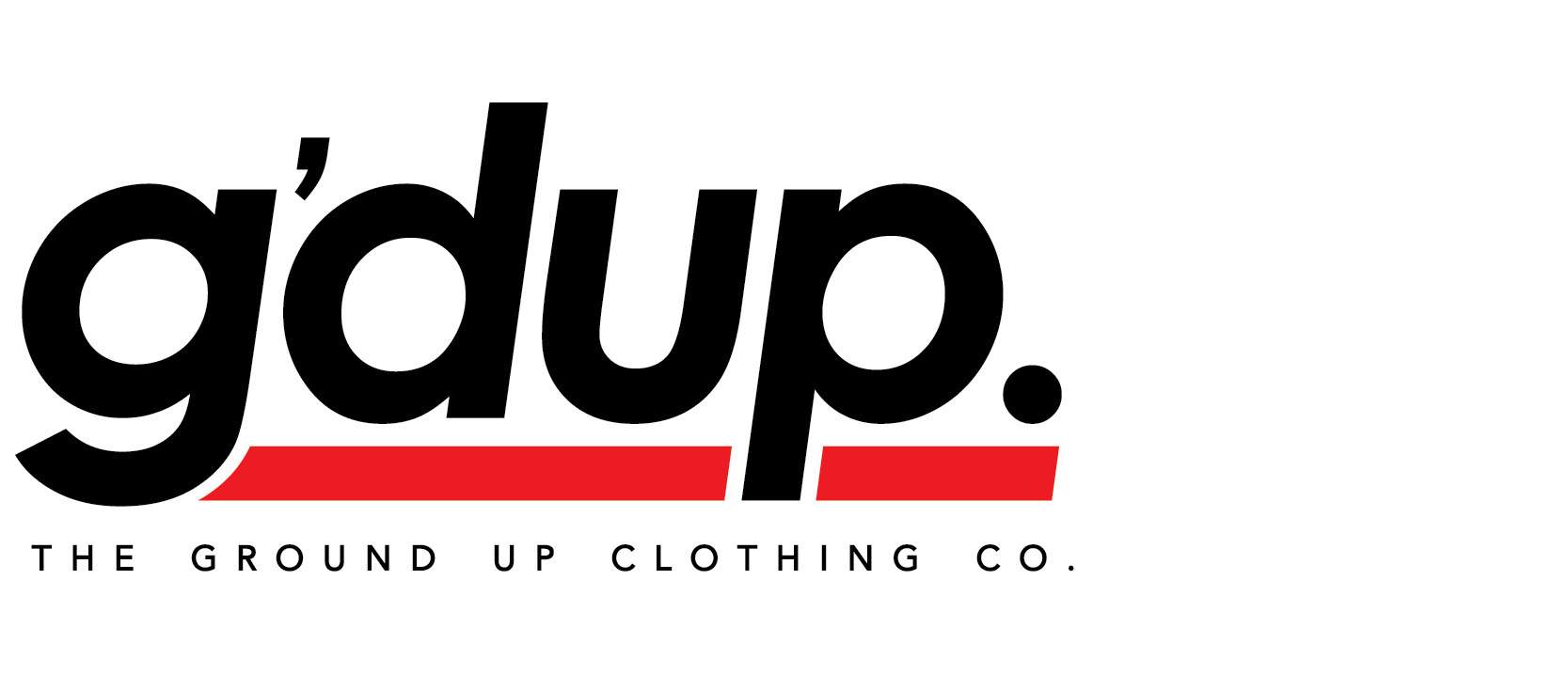The Ground Up Clothing Co.
